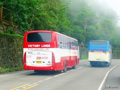 Victory Liner and Lizardo Trans (JanStudio12) Tags: highway shot victory loc trans tuba marcos liner benguet lizardo janstudio12