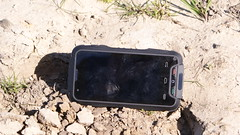 Gps Smartphone (Photo: rugged.waterproof.smartphone.tablet on Flickr)