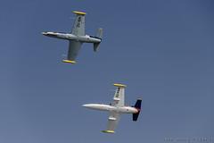 L 39 Albatros (2) (Indavar) Tags: plane airplane airshow chipmunk mustang albatros rand beech at6 radial an2 p51 l39 antonov dc4 dhc1 beech18 t28trojan b378