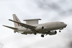 E-7A Wedgetail (cupra1) Tags: plane airplane aircraft transport jet raaf awacs b737 wedgetail awac aewc e7a a30002 raafwedgetail e7awedgetail raafe7a