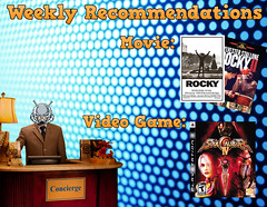 Weekly Recommendations #28 (AntMan3001) Tags: rocky ii recommendations weekly iv soulcalibur i
