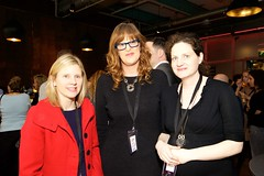 "Blathnaid Ni Fhartharta (Kepak Convenience Foods);. Carol Tallon (Sunday Independent) and . Emma Ferguson (Horseware) • <a style=""font-size:0.8em;"" href=""http://www.flickr.com/photos/59969854@N04/22703549748/"" target=""_blank"">View on Flickr</a>"