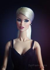 Vanessa (Doll Fashionista) Tags: fashionroyalty blacktie vanessaperrin