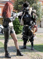 IMG_3319 (Mauro Petrolati) Tags: comics cosplay mary walker linda latina oblivion cosplayers darkest 2015
