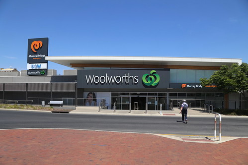 Woolworths, Murray Bridge