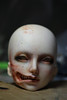 Tutorial - disfigured girl - steps 3&4 (Mamzelle Follow) Tags: makeup gore tutorial harlan stepbystep disfigured faceup bjdmod eyesmodification larmoirededandan