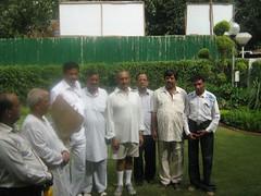 Vijay Garg J P Agarwal (J P Agarwal DPCC Delhi www.jaiprakashagarwal.com) Tags: j d c p garg rakesh indu riyaz verma agarwal sabnam