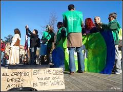 Marcha por el clima 2015 Barcelona (By_Star) Tags: ecology spain environment ecología climatechange climate co2 cambioclimatico ecologists ecologistas calentamientoglobal bcn29n marchaporelcambioclimatico marchaporelclima marxamundialpelclima marchfortheweather