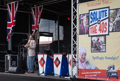IMG_6378_Salute To The 40's 2016 (GRAHAM CHRIMES) Tags: salutetothe40s 2016 salute2016 chatham chathamhistoricdockyard vintage vehicle vintageshow heritage historic livinghistory reenactment reenactors dockyard 40s 40sdress 40sstyle 40svintage celebration actors british britishheritage wwwheritagephotoscouk commemorate