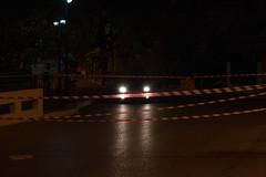 (Psinthos.Net) Tags:  night psinthos    car   road bridge     vrisi vrisiarea vrisipsinthos trees    nightlights october autumn   planetrees