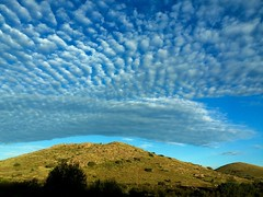 Skies of West Texas (Diann Bayes) Tags: sky clouds westtexas texas tx blue travel