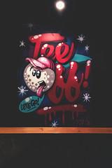Tee Off (Matthew-King) Tags: leeds iphone iphoneography 6s roxy swingers golf club mini crazy