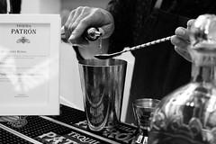 Just a drop (mirko.santamaria) Tags: fuji xt10 27mm blackandwhite fujifilm patron tequila streetphotography streeetphotography bartender spirits bar passionate photography photo