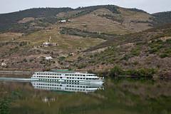 Along Douro river... (JOAO DE BARROS) Tags: barros joo river douro boat portugal vehicle travel