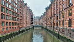 Speicherstadt (Hamburg) (chrisar676) Tags: architektur aurorahdr aurorahdrpro elbe fleet flus hdr hafen hafencity hamburg highdynamicrange sony sonydscrx100m3 speicherstadt unescowelterbe architecture port dscrx100m3