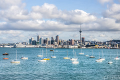 Auckland (ChiiPicts) Tags: newzealand northisland auckland cityscape outdoors city highrises architecture
