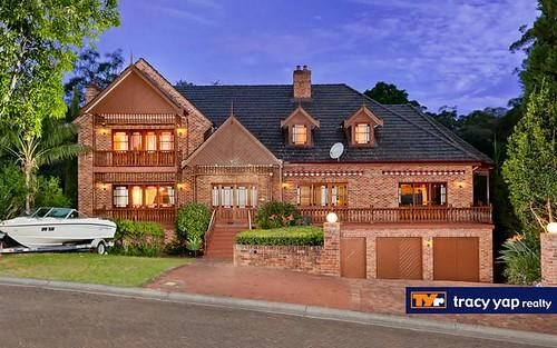 12 Ferngreen Way, Castle Hill NSW 2154