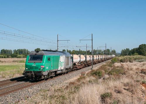 Train 436292 à Istres