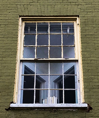 Corner room with a view. (smnethers) Tags: corners window shenandoahvalley winchestervirginia oldtownwinchester
