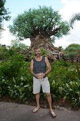 August 26, 2016 (osseous) Tags: 2016august disney disneyworld animalkingdom treeoflife victor gary