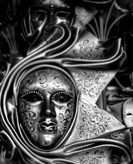 Mask II BW (Makro Paparazzi) Tags: mask maska blackwhite blackandwhitephotography blackwhitephotography crnobelafotografija europe evropa eurotrip travelphotography italy italija italia nikon nikond7000 nikon18105mmf3556vr venecija venice venezie venezia veneto