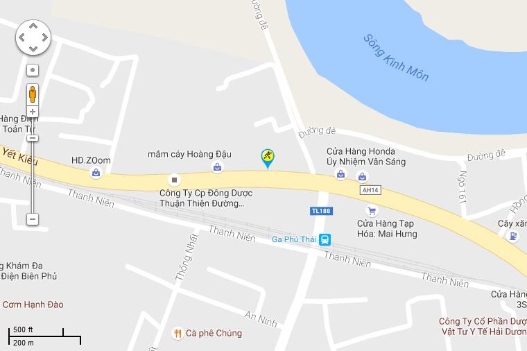 Khai trương siêu thị Điện máy XANH Kim Thành, Hải Dương