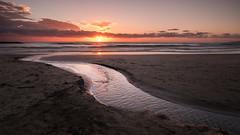 (Massimiliano Totti) Tags: ladispoli fuji xt2 14mm colore tramonto mare