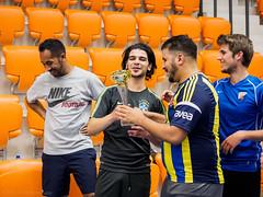 PA211600.jpg (Bart Notermans) Tags: coolblue bartnotermans collegas competitie feyenoord olympus rotterdam soccer sport zaalvoetbal