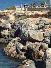 Cabo de Palos DSC02174 (warrior) Tags: cabodepalos lamangadelmarmenor murcia espaa playa