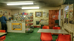 The Cafe South Yorkshrie Transport Museum, Aldwarke, Rotherham. (ManOfYorkshire) Tags: southyorkshire transport museum cafe food snack snacks crisps hot drinks cold sandwiches volunteer run a6023 mexborough aldwarke rotherham southyorkshiretransportmusem