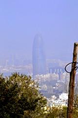TORRE GLÒRIES (abans TORRE AGBAR) (Yeagov_Cat) Tags: 2005 2016 agbar avingudadiagonal barcelona catalunya b270 diagonal jeannouvel torre torreagbar torreglòries glòries