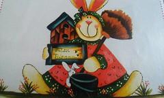 12524273_1387002547978897_678895114038029936_n (jovanapinturas) Tags: pinturasjovana pinturas em tecido artesanato artesã artes decorativas casa decoração tecidos toalhas decoradas fraldas panos decorados pintura pano