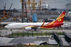 Yangtze River Airlines B-1577 (Howard_Pulling) Tags: shanghai pudong airport pvg china chinese aircraft howardpulling