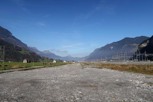 SBB - Abandoned Gotthard Line section