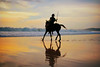 Sumbanese Warrior (MrCrisp) Tags: sumba indonesia nihiwatu horse tribal tribes traditional sunset beach colour colourful travel