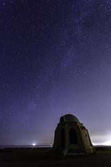 Ermita de la Virgen del Mar (Alberto Goñi García) Tags: almería nocturna d7100 nikon españa sigma 1020 playa beach night sea