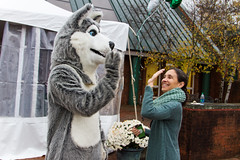 admission opne house-7326 (New Hampton School) Tags: faculty harrythehusky highfive openhouse