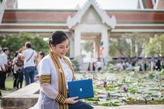 "QUAN_026 (also know as ""PapaPenguin"") Tags: chulalongkorn graduation photographer chula cu"