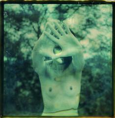 sx70-fade2black-001 (guillaume31) Tags: polaroid sx70 fadetoblack nude portrait