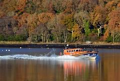 RNLB Pride and Spirit (Zak355) Tags: rnlbprideandspirit rnli lifeboat merseyclass bute rothesay isleofbute boat scotland scottish riverclyde 1227 vessel