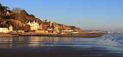 Coast at Shanklin - Isle of Wight 021116 (3) (Richard Collier - Wildlife and Travel Photography) Tags: isleofwight shanklin coastal coastallandscape southcoast seascape landscape