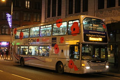 Nottingham City Transport 959 (Ash Hammond) Tags: nottinghamcitytransport scanian270ud darwenomnidekka 959 yn08mlx