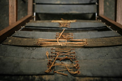 Knots (FlochAngus) Tags: knots seat paris saintouen puces 28mm