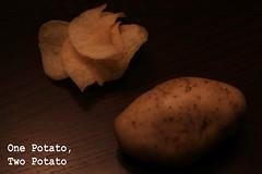 One Potato, Two Potato (Cindy's Here) Tags: onepotato chips canon 82 116 nurseryrhyme 39365