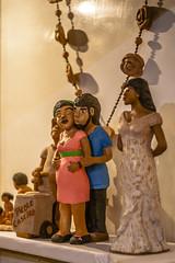 Clay dolls (KyllerCG) Tags: américadosul brasil brazil campinagrande campinagrandehandcraftsshow paraíba salãodoartesanatodecampinagrande southamerica artesanato cidadesnordestinas claydoll coisas craftwork handicraft objects objetos shows stuff trabalhosmanuais