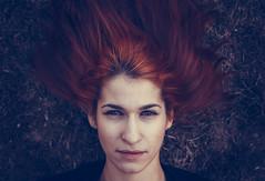 M (tomi1302 www.tomiburcul.com) Tags: canon 650d 50mm girl woman portrait red naturallight head shot zadar croatia