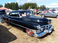 1952 Cadillac (bballchico) Tags: 1952 cadillac bodyoffrestoration forsale36k arlingtoncarshow arlingtondragstripreunionandcarshow carshow 1950s 206 washingtonstate arlingtonwashington