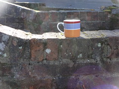 The mug that cheers (ART NAHPRO) Tags: coffee winter steam mug frost