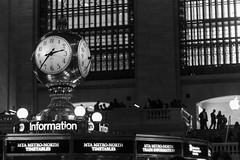 2:37 (JMFusco) Tags: newyorkcity ny buildings urban nyc manhattan newyork grandcentralterminal clock