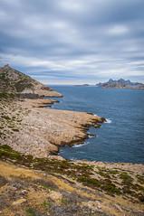 Marseille-0006 (philippemurtas) Tags: marseille france bouche du rhone provencealpescte dazur nuage mer mediterrane roche bord de bleu couleur ciel horizon nikon cloud mediterranean sea rock blue sky